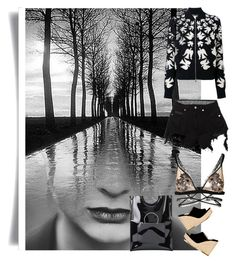 """Don't let them get inside your head"" by obsessedaboutstyle ❤ liked on Polyvore featuring For Love & Lemons, Paloma Barceló, County Of Milan, Alexander McQueen and Toga"
