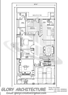 30x60 house plan g 15 islamabad house map and drawings for 35x60 house plans