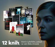 NEOLUXOR: 12 knih, které si přečtěte, pokud se vám líbila Zmizelá