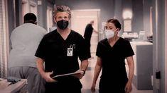 Grey's Anatomy, Ellen Pompeo Patrick Dempsey, Meredith And Derek, Greys Anatomy Characters, Derek Shepherd, Laura Ingalls Wilder, Best Series, Tv Shows, Polo Ralph Lauren