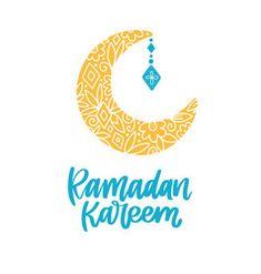 Adha, Al, Eid & Mubarak Vector Images (over Happy Ramadan Mubarak, Ramadan Wishes, Ramadan Kareem Pictures, Ramadan Kareem Vector, Brush Lettering Quotes, Eid Mubarak Vector, Ramadan Background, Baby Shower Labels, Beautiful Islamic Quotes