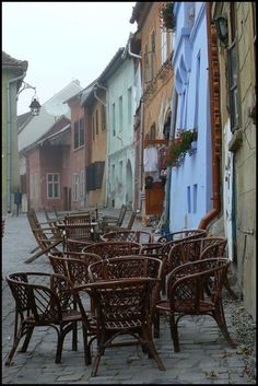 Photo Post: Sighisoara, Romania - Kami and the Rest of the World