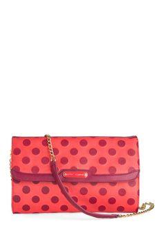 Betsey Johnson Ooh La Lovely Bag | Mod Retro Vintage Bags | ModCloth.com