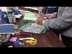 Mulher.com 19/03/2013 - Ana Consentino Organizador de Bolsa  parte 1