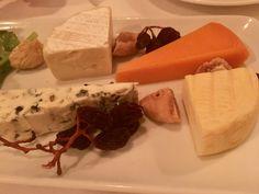 チーズ盛り合わせ Les pif et dodine