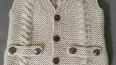 Volan Ve Çiçek Süslemeli Çocuk Jilesi / Elbisesi Yapımı. 2 .3 yaş - Örgü resimli anlatımlı örgü sitesi Baby Knitting Patterns, Sweaters, Fashion, Moda, Fashion Styles, Sweater, Fashion Illustrations, Sweatshirts, Pullover Sweaters