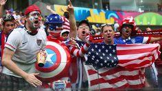 USA 0-1 Germany (Brazil 2014) - FIFA.com.  USA still moves on to next round.  Go USA!!