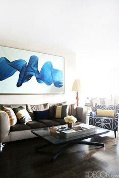 Moda Operandi's Indre Rockefeller invites us into her luxe home. See her pics here.