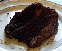 This is the best chocolate cake you will ever eat! It is truly moist, dense and delicious and it is so easy to make from scratch! When I was...