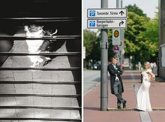 """""""Hochzeitsfotos auf der Reeperbahn in Hamburg"""" von @Patrick Ludolph"""