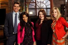 First look at Kim Kardashian in the new season of Drop Dead Diva, set to premiere June 3