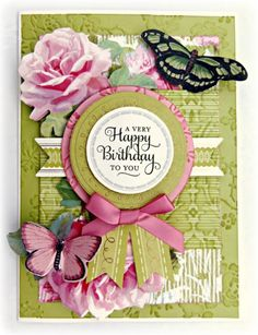 anna griffin embossing folders - Google Search