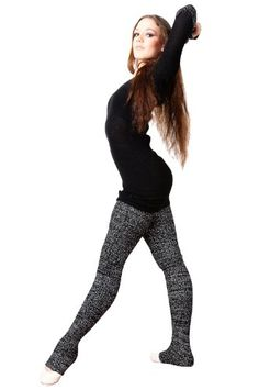 Presenting the KD dance New York Extra Long Version 40 Inch Stretch Knit Leg Warmers. We developed these in response to requests from customers with long legs that want a Thigh High Leg Warmer that co Thigh High Leg Warmers, Thigh High Socks, Thigh Highs, Skinny Thighs, Skinny Legs, Dance Nyc, Knit Leg Warmers, Hand Warmers, Namaste