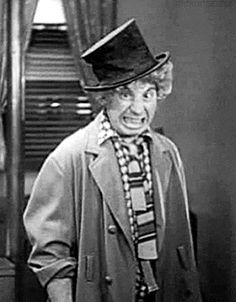 pickurselfup: Harpo Marx in Monkey Business (1931).