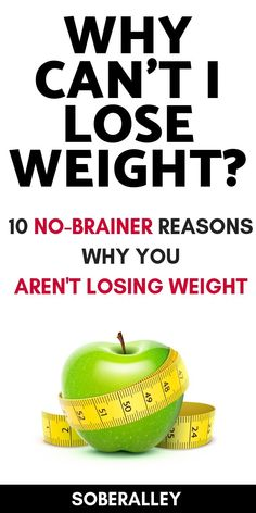 Trying to lose weight but can't seem to get skinny fast enough? Losing weight is possible with clean eating and diet and exercise, but read these top 10 reasons why you may not be losing weight. Lose Weight Quick, Lose Weight In A Week, Trying To Lose Weight, Losing Weight Tips, Diet Plans To Lose Weight, Weight Loss Plans, Reduce Weight, Weight Loss For Women, Fast Weight Loss
