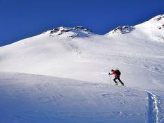 Unterhalb Fortschellascharte Ski Touring, Mount Everest, Skiing, Mountains, Nature, Travel, Alps, Ski, Naturaleza