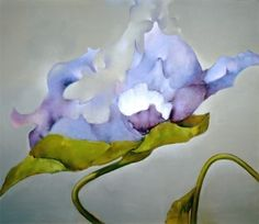 "Dorothea Tanning (1910-2012) ""Convolotus alchemelia"" (Quiet-willow window), 1998"