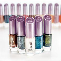 Esmaltes iridiscentes, cubrientes y de colores intensos. ¡Para que tus manos no pasen desapercibidas estas fiestas!