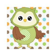Owl Wall Decor | Owl Decor T-Shirts, Owl Decor Gifts, Posters, Cards, and other Gift ...