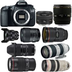Canon EOS 60D is an APS-C sensor DSLR camera announced in 2010. 60D is one of the most popular DSLR in the world. It was replaced by 70D(See Canon 70D Recommended Lenses) in July 2013. Here are several recommended lenses for Canon EOS 60D.  50mm Standard Prime | 85mm, 90mm, 105mm, 135mm Portra