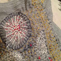 Crochet scarf 1 003