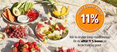 10 sunne varianter av bananis   Sunn snacks   EXTRA Cobb Salad, Snacks, Desserts, Tailgate Desserts, Appetizers, Deserts, Postres, Dessert, Treats