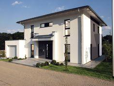 Musterhaus CityLife 500 • Musterhaus von WeberHaus • Markantes Fertighaus mit unterschiedlichen Grundrissgrößen und zahlreichen Ausstattungsdetails. Jetzt bei Musterhaus.net informieren!