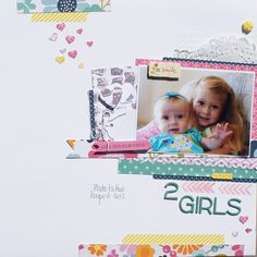 2 Girls - Scrapbook.com