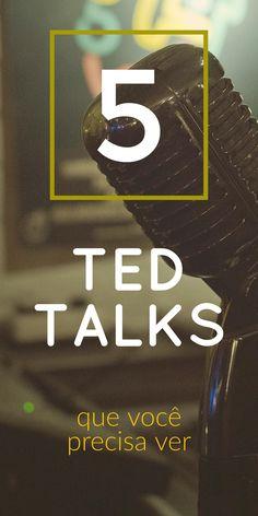 12 Melhores Imagens De Ted Talks Ted Talks Ted E Como