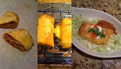 Steven's Oven Baked Chimichangas | Tasty Kitchen: A Happy Recipe Community!