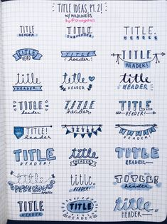 Imagen de blue, font, and notes