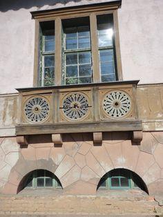 Peacock, Berlin, Garage Doors, Corner, Romantic, Island, Outdoor Decor, Home Decor, Decoration Home