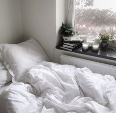 white white and cozy