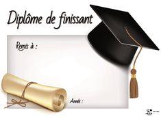 Diplôme finissant | Scolart Certificate Of Recognition Template, Certificate Templates, French Verbs, Certificate Of Achievement, Paper Roll Crafts, Stencils, Teacher, Cool Stuff, Recherche Google