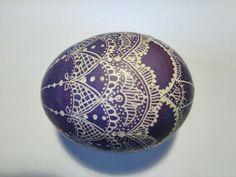 Ale-ma-ma. Uovo decorato Pysanky