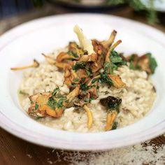 Als er een gerecht aan het spreekwoord 'liefde gaat door de maag' gekoppeld zou kunnen worden, dan zou dat risotto zijn. De perfecte risotto bereiden kost tijd en aandacht, maar het resultaat is een tongstrelend lekker bord eten. In dit recept nemen wij...