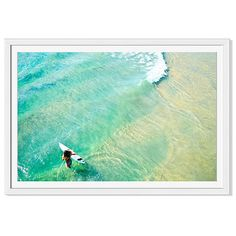 Natalie Obradovich Midday Surf Photographs (275 CAD) ❤ liked on Polyvore featuring home, home decor, wall art, white wall art, photo wall art, beach wall art, beach scene wall art and surf home decor