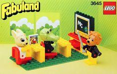 LEGO Fabuland School Set
