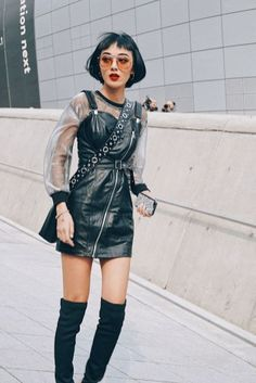 Image result for seoul fashion week 2017 street style