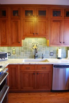 530 best cherry kitchen cabinets images diy ideas for home cob rh pinterest com