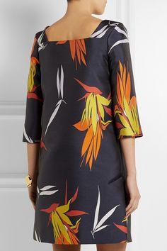 Marni|Printed jacquard dress|NET-A-PORTER.COM