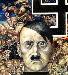 The Almost-Forgotten Jewish Artist Who Propagandized Against Hitler - Steven Heller - The Atlantic