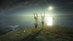 Risultati immagini per yoga in coppia hd