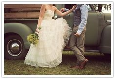 Country Wedding  #Wedding #country