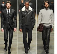 All 3 looks from Hermes---I want to replicate these looks on a budget for the everyday guy