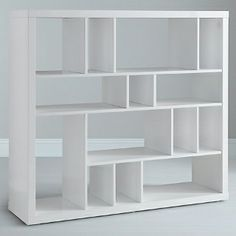 House by John Lewis Stan wide bookcase