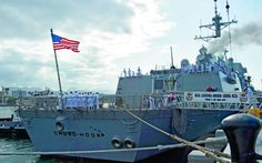 The guided-missile destroyer USS Chung-Hoon (DDG 93) departed Joint Base Pearl Harbor-Hickam on April 2 for an independent deployment to the Indo-Asia-Pacific region. (Story by MC2 Dustin W. Sisco)