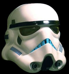 STAR WARS : Costumes and Toys : Star Wars Stormtrooper Helmet / Mask - Adult - Excellent Quality - £39.99