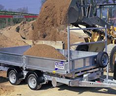 11 Best Ifor Williams Flatbed Trailers Images Flatbed