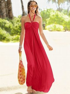I have this dress in turquoise! Love it!